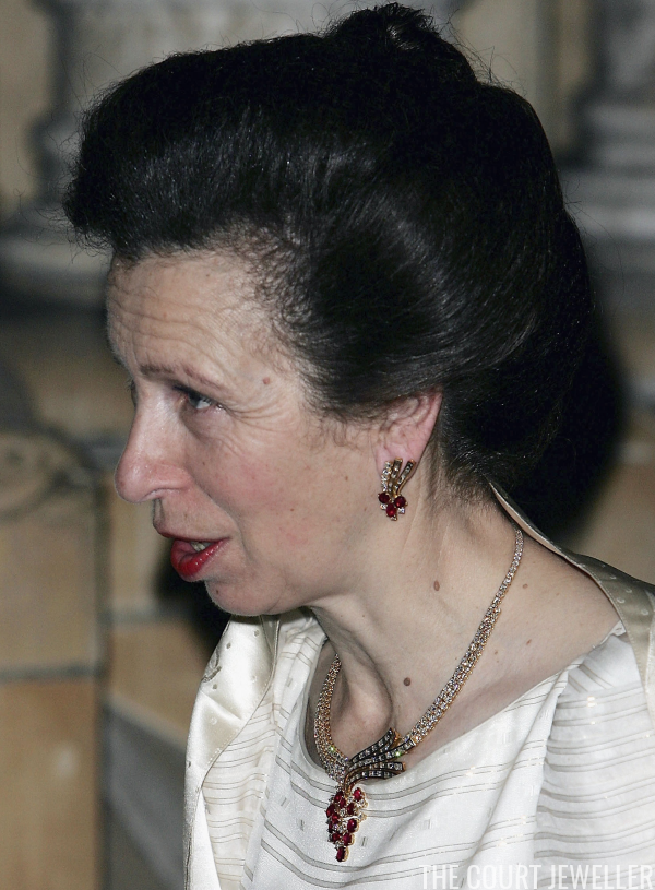 The Top Ten Princess Anne S Jewels The Court Jeweller