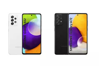 Samsung Galaxy A52 and Galaxy A72 price leaked before launching