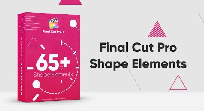 Shape Elements Pack – FINAL CUT PRO