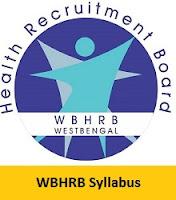 WBHRB Syllabus