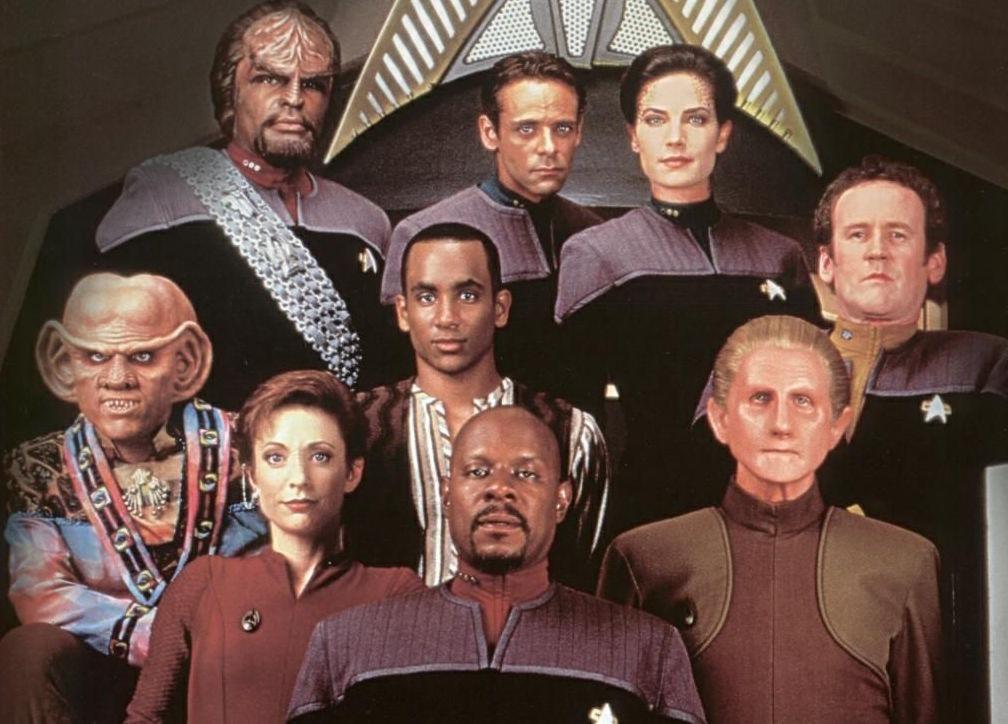 Elenco principal de Star Trek: Deep Space Nine