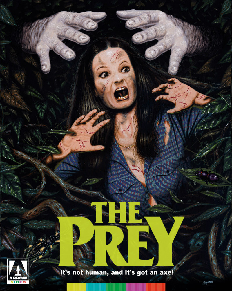 the prey bluray