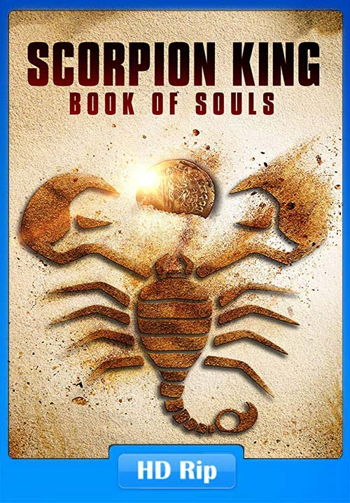 The Scorpion King Book of Souls 2018 720p WEB-DL | 480p 300MB | 100MB HEVC