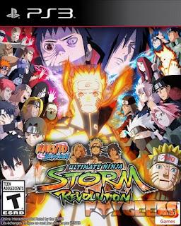 Naruto Shippuden Ultimate Ninja Storm Revolution PS3 Torrent