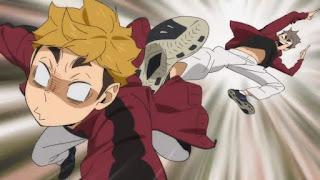 ハイキュー!! | 宮兄弟 喧嘩 | 宮ツインズ | Haikyū!! Season4 | Hello Anime !