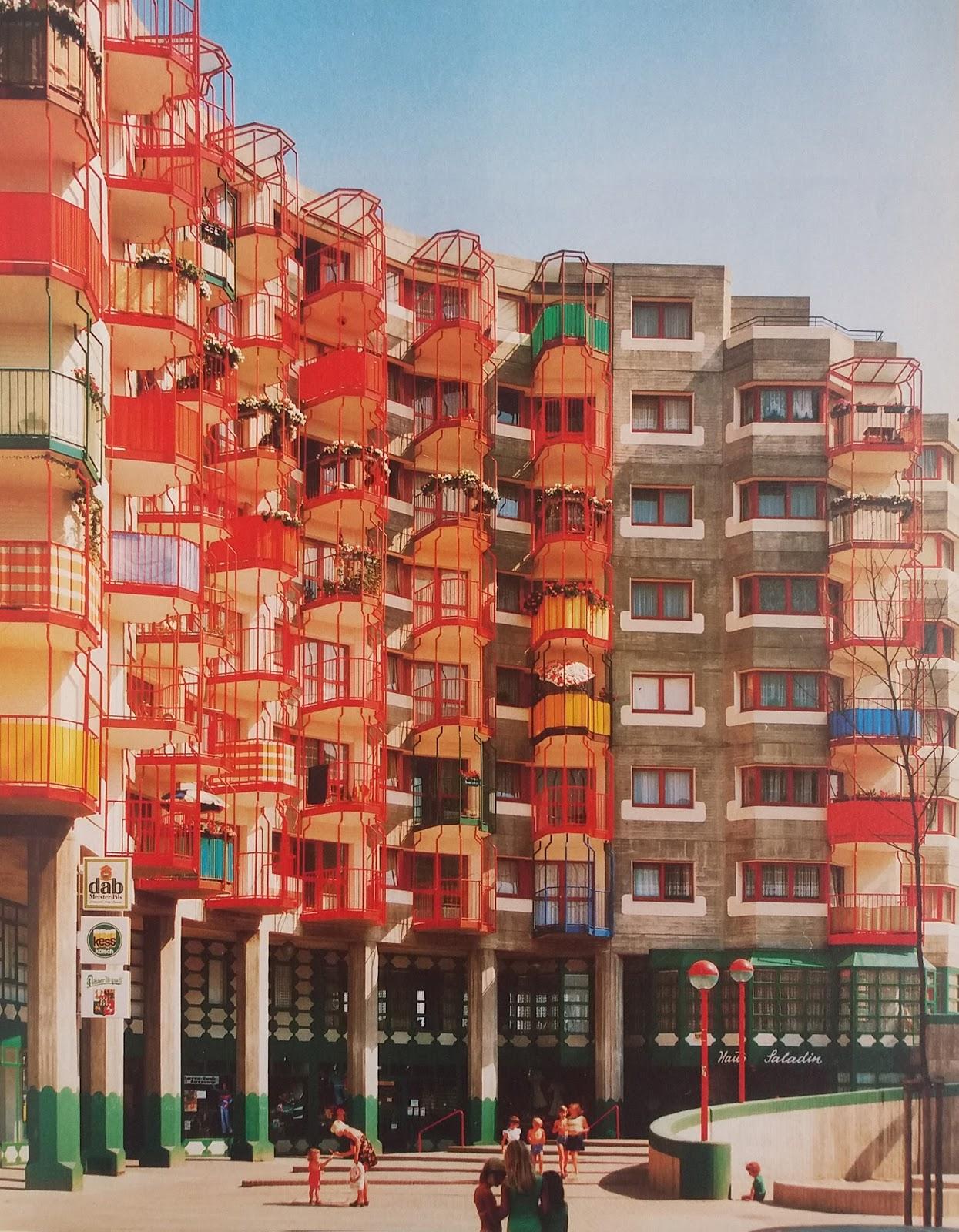 Chorweiler Housing Estate