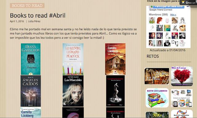 http://yerathel41.wix.com/agarratevienenlibros#!Books-to-read-Abril/ulspz/56fe76040cf2d8d402fdb1be