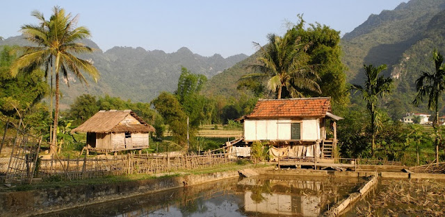 Da Lat and Mai Chau among Asia's travel hotspots and off-the-beaten path alternatives