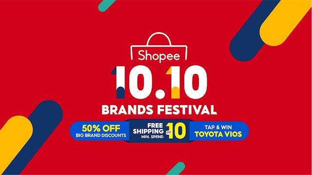 Shopee ShopeeSapotLokal 10.10