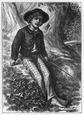 Download The adventures of Tom Sawyer Novel 1876 Free PDF eBook with Illustrations