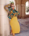 Top 50 Latest ankara short gown 2020 : Modern Ankara Short Gowns.