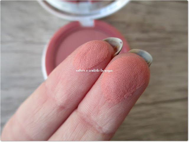 Colorete Natural Peach Blush de Beter