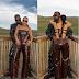 GX GOSSIP: Kim Kardashian and Kanye West all loved up in new stylish photos