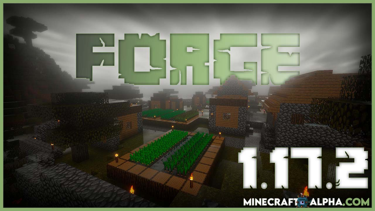 Download Minecraft Forge For 1.17.2 Version