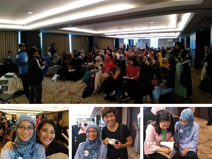 Blogger Day BloggerCrony Crown Plaza Bandung