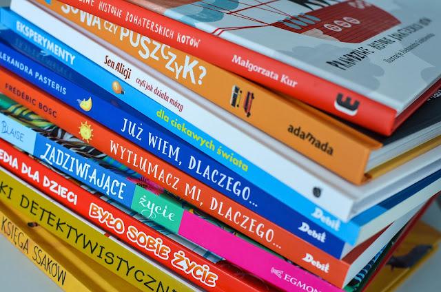 Najlepsze książki na koniec roku szkolnego