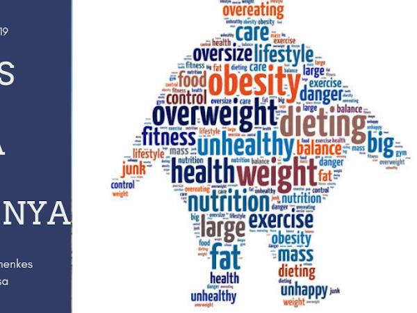Obesitas dan Bahaya yang Mengintainya