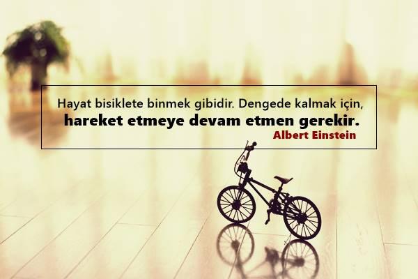 Bisiklet İle İlgili Sözler