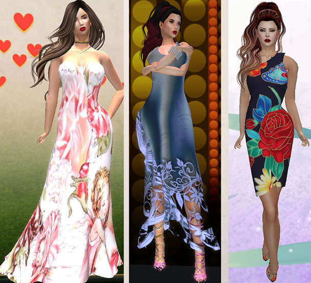 Style And Addict By Evenementia Second Life Fashion In The Real World