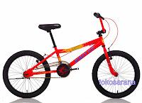 Sepeda BMX UNITED D'BEAST 20 Inci