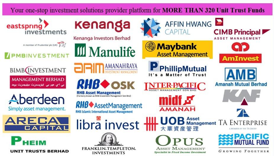 Unit Trust Malaysia Phillip Mutual Pencetus Era Baru