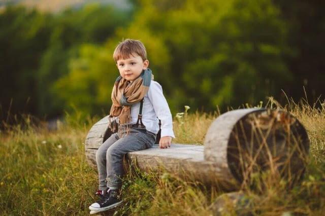 اكثر الاطفال اناقة في العالم