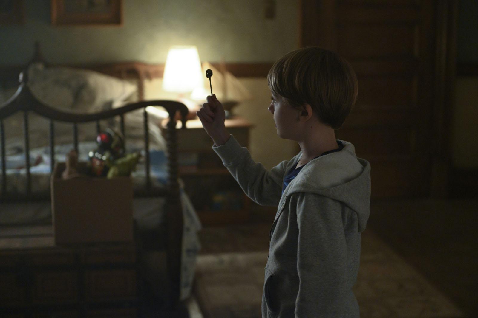 Bode es, sin lugar a dudas, el mejor personaje de la serie de Locke & Key