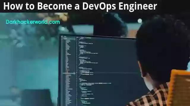 who is a devops engineer