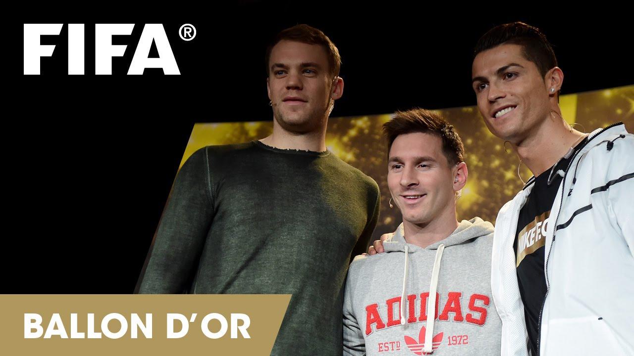 """10 Pemain """"Terbaik Ke 3"""" Di Era Ronaldo & Messi"""