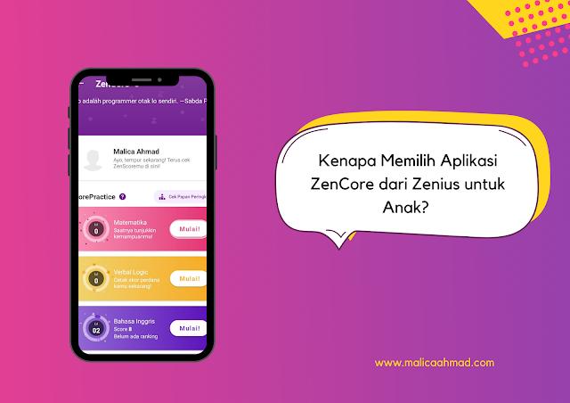 Download aplikasi zenius untuk meningkatkan daya ingat anak