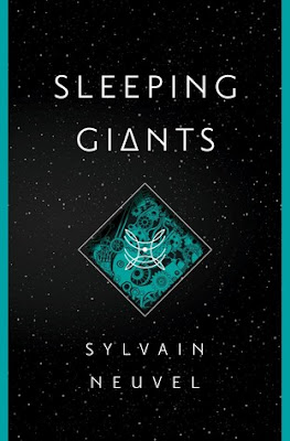 Sleeping Giants, Themis Files #1, Sylvain Neuvel, Book Review, InToriLex