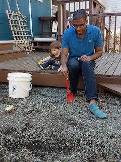 Toddler and Preschooler Activities that start with B Buckets