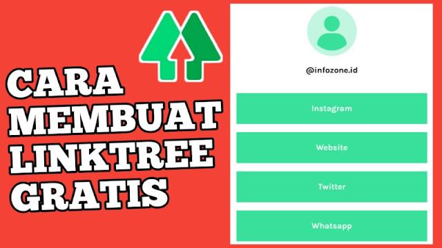 Cara Membuat Linktree WhatsApp, Line, Twitter dan Bitly