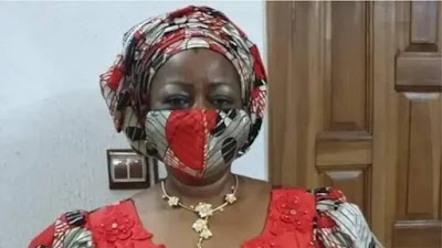 BREAKING: Senate Rejects Onochie As INEC Commissioner and Gives Unexpected Reason, SD News Blog, ShugasDiary news blog, politics and governance in Nigeria, Abuja blogger, Abuja bloggers, Nigerian blogger, Nigerian bloggers