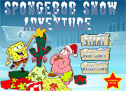 SpongeBob Snow Adventure