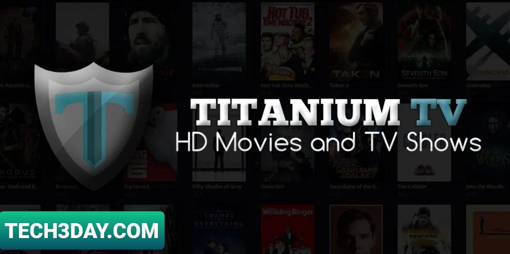 تحميل Titanium TV لتحميل و مشاهدة الأفلام و المسلسلات الأجنبية مترجمة
