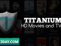 تحميل Titanium TV لتحميل و لمشاهدة الأفلام و المسلسلات الأجنبية مترجمة