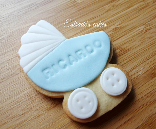 galletas de carritos para bautizo 5
