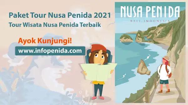Info Paket Tour Wisata Nusa Penida