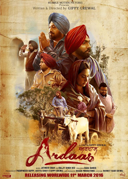Ardaas 2016 480p Punjabi pDVDRip Full Movie Download extramovies.in Ardaas 2016