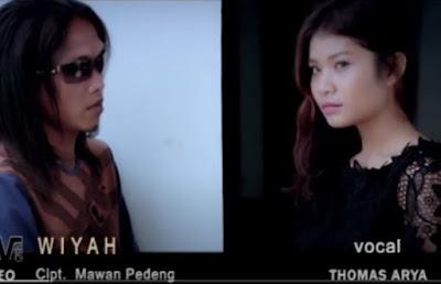 Lirik Lagu Pof Malaysia Thomas Arya - Wiyah