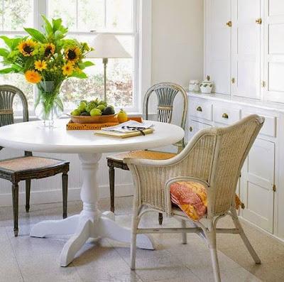 Desain Meja Makan Rumah Minimalis Modern