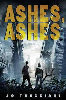 (ARC Review) Ashes, Ashes by Jo Treggiari