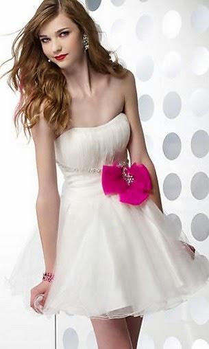 Como Combinar Un Vestido Blanco