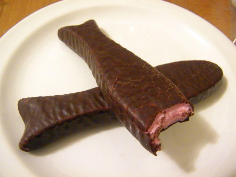 Sainsburys Basics Chocolate Fudge Cake
