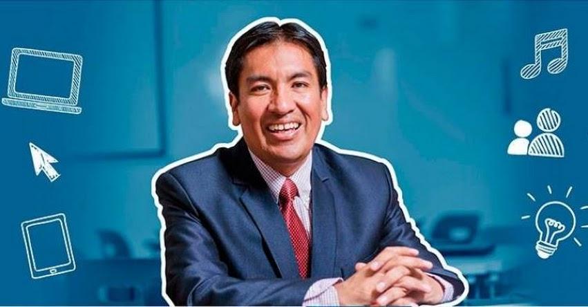 Presidente del FONDEP participará este 3 de diciembre en la VI Edición del Seminario STEAM+H Arequipa 2020