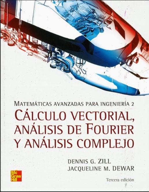 Matematicas Avanzadas para Ingenieria Calculo Vectorial 3ra Edición en pdf
