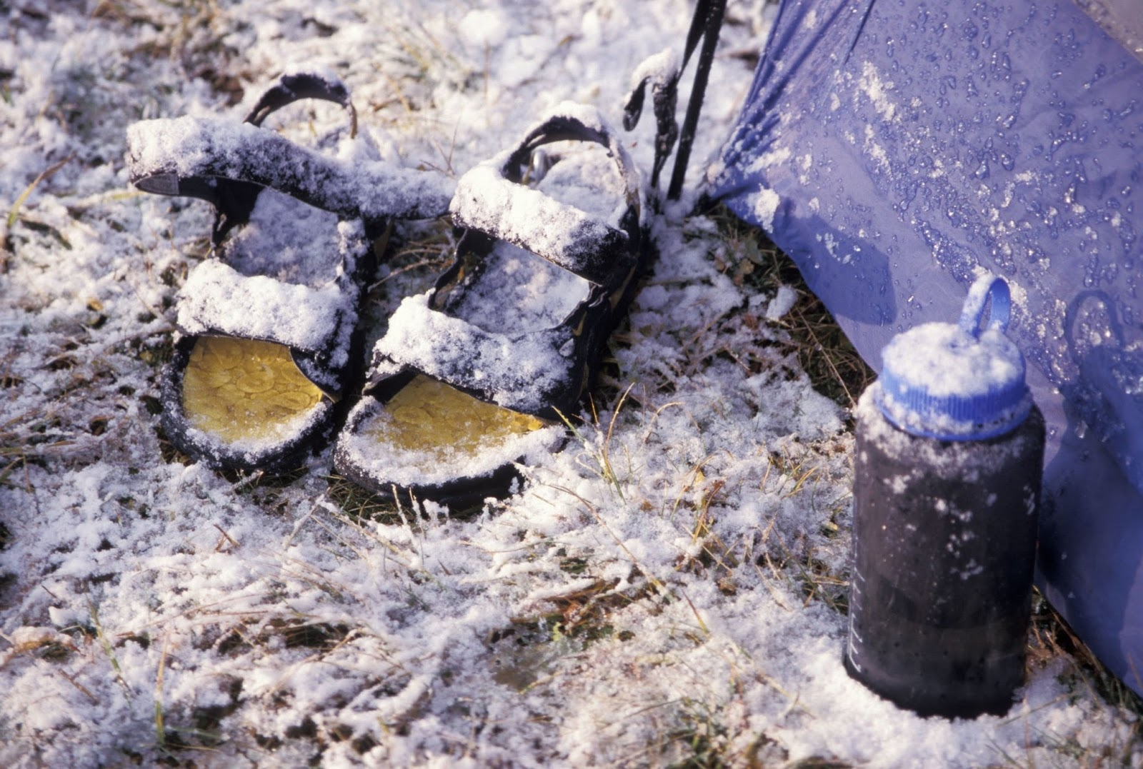 Winter Camping: 8 Reasons to Go Camping in the Cold (and 5 ...