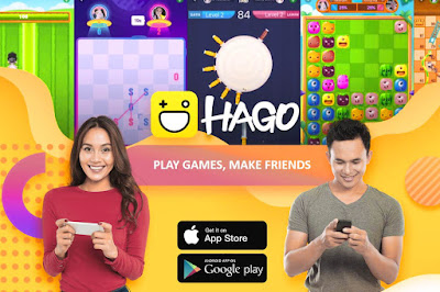 main game sama pacar di hago games