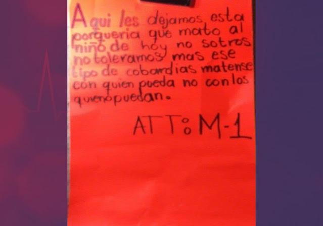 Ejecutaron y dejaron el cuerpo del presunto asesino de un pareja y un bebé en el municipio de Celaya, Guanajuato. Att: El M-1